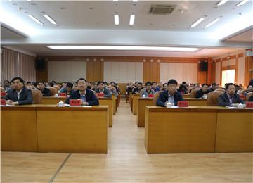 我县组织收听收看中共福建省委十届五次全会